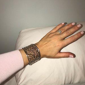 Elle jewelry cuff